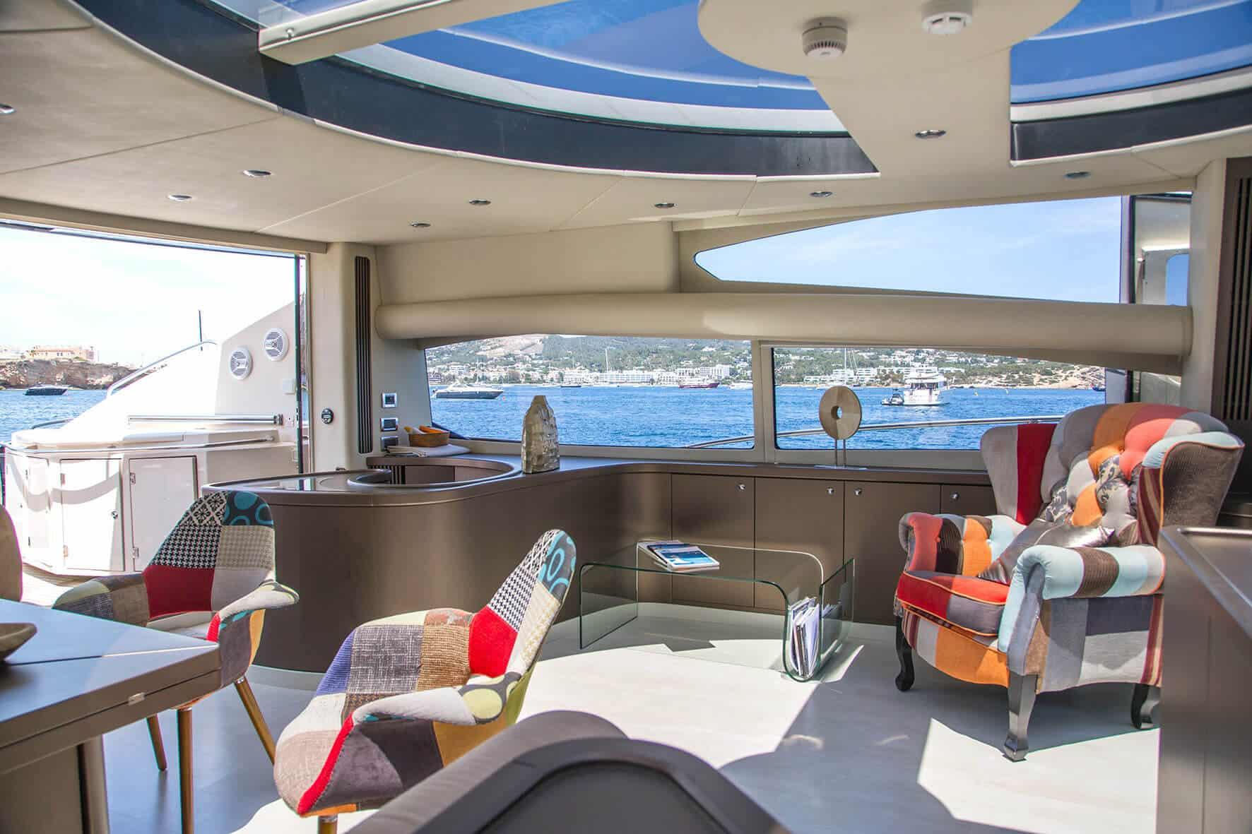 Sunseeker Predator 82 Ibiza Boats Yachts Rental