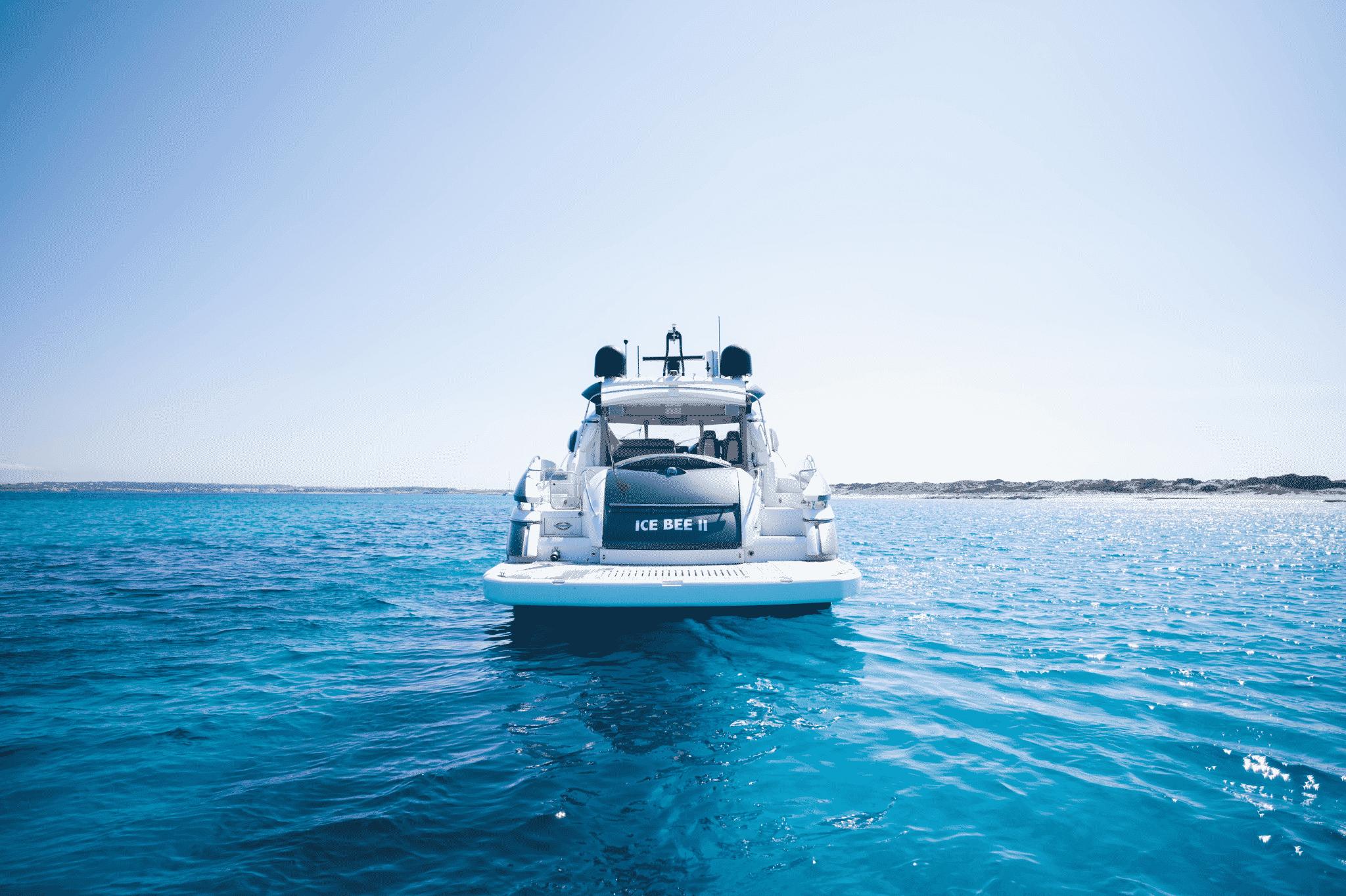 SUNSEEKER PREDATOR 75 - Ibiza Boats & Yachts Rental