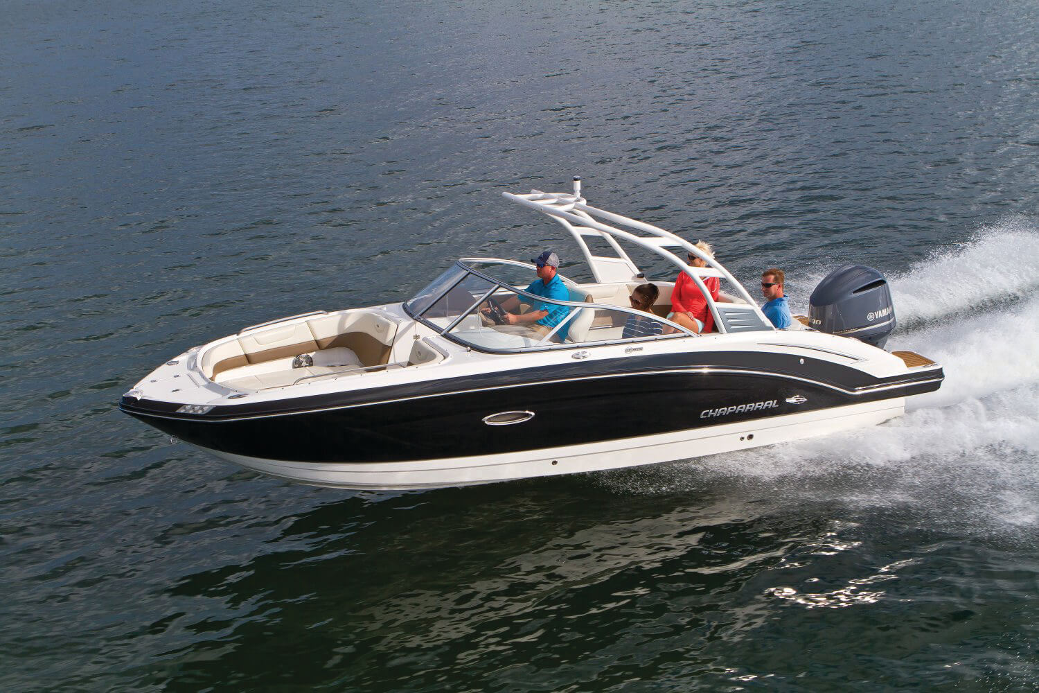 Chaparral 250 rental in Ibiza
