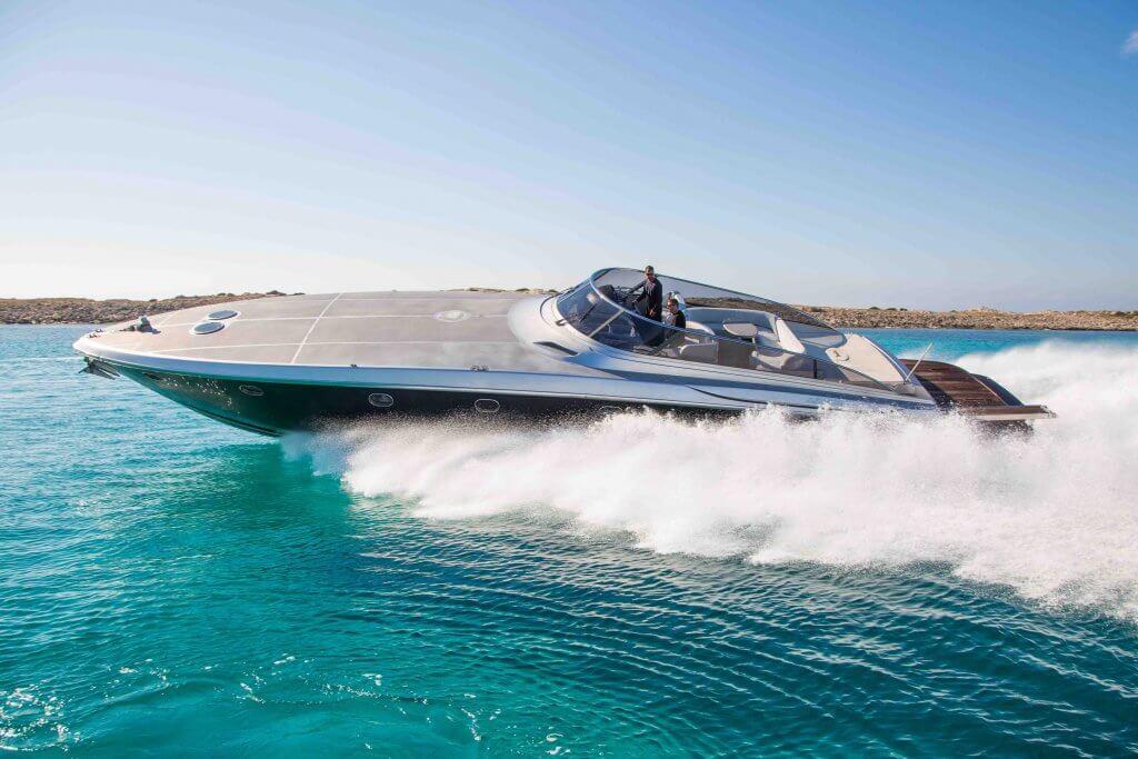 Baia 63 Ibiza cruising