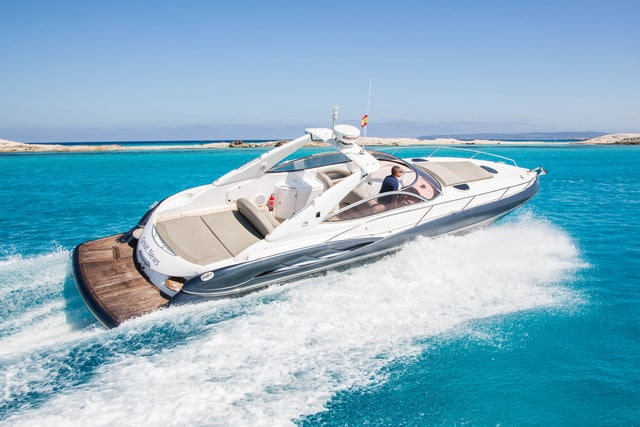 Sunseeker Superhawk 40 Ibiza